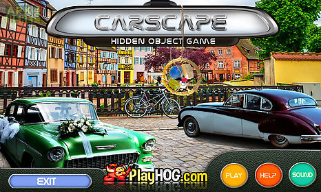 free hidden object games - carscape