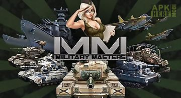 Military masters