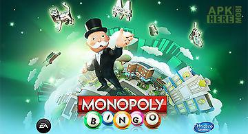 Monopoly: bingo