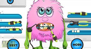 Monster eye dentist