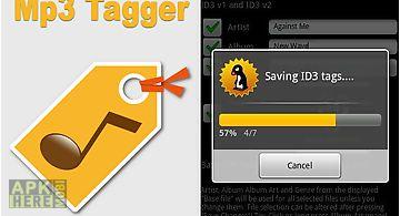Mp3 tagger