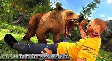 Prison escape: survival island