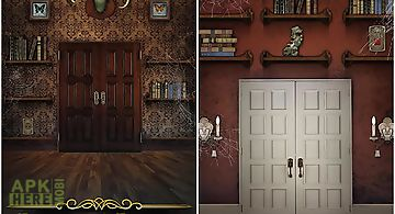 Rooms and doors: escape quest