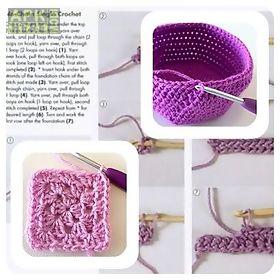 crochet practice tutorial