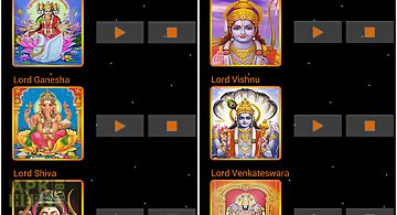 Mantras of indian gods