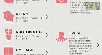 Mimento - print your photos