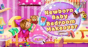 Newborn baby bedroom makeover