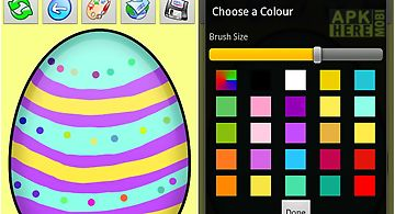 Easter egg maker