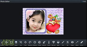 Funny kids frame