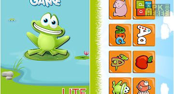 Kids alphabet game lite