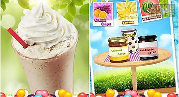 Milkshake mania - cooking game