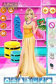 prom spa salon: girls games
