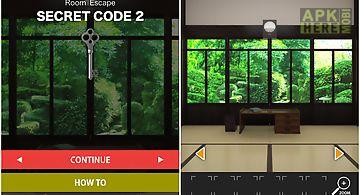 Room escape [secret code 2]