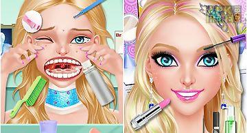Star singer girl: beauty trip