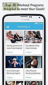 ultra fitness - workouts