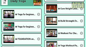 Yoga daily