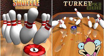10 pin shuffle bowling