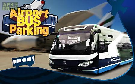3d airport bus parking