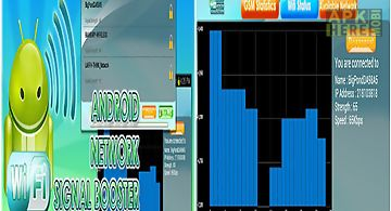 Android network 3g wifi boost fr..