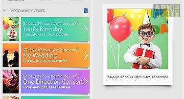 Countdown plus widgets lite