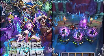 Heroes and runes