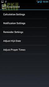 simplesalat - prayer times