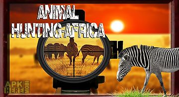 Animal hunting - africa