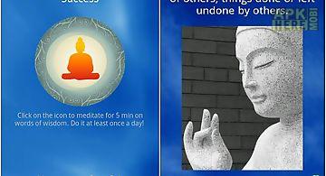 Buddhist meditation trainer