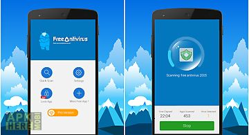 Free antivirus-mobile security