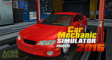 Car mechanic simulator mobile 20..