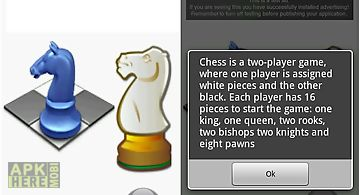 Chess play world