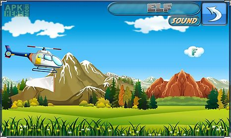free e-learning for kids - alphabet helicopter