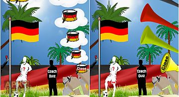 Germany 2014 supporter app