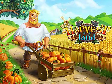harvest land. slavs: farm