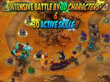 quest defense: tower defense