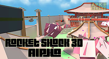 Rocket shock 3d: alpha