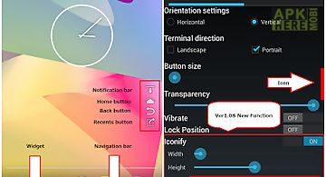 Back button (no root)