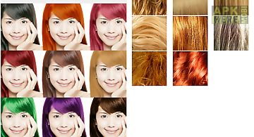 Hair color changer real pro for Android free download at Apk Here ...
