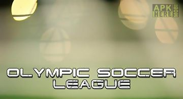 Olympic soccer league