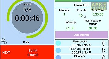 Optimus interval timer free