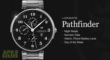 Pathfinder watchface by lionga s..