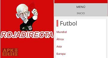 Roja directa futbol