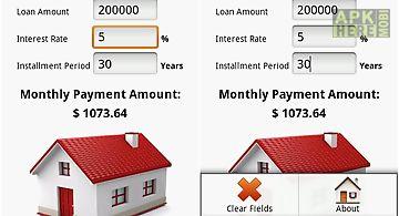 house financing calculator