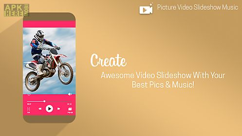 Photo video slideshow music for Android free download at Apk