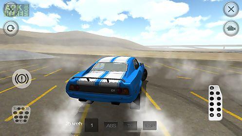 tuning muscle car simulator