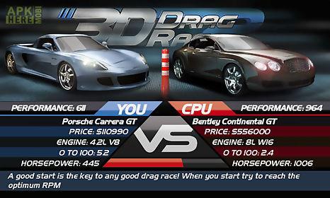 3d drag-race 2