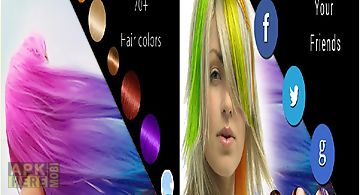 898 change hair color