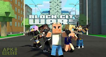 Block city wars: mine mini shoot..