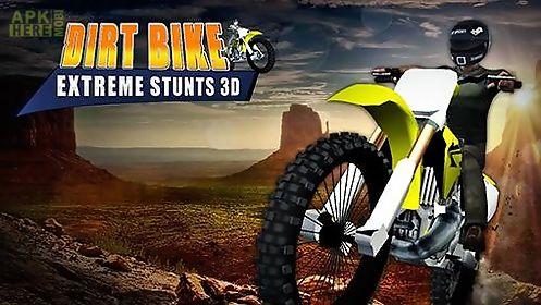 dirt bike: extreme stunts 3d