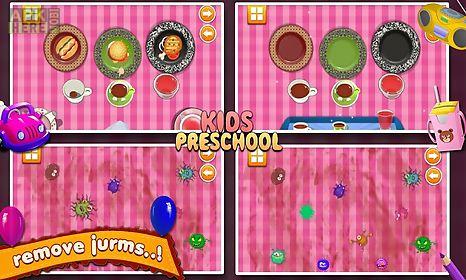 kids preschool - kids fun game